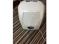 challenge dehumidifier 12ltr day very good