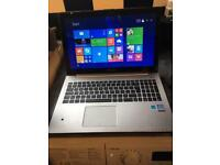 Asus Laptop touch screen windows 8.1 Core I3