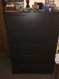 Ikea storage drawers