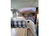 Boat for sale Shetland. Black prince.