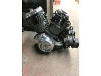 Vzr1800 Suzuki intruder 2007 engine