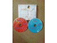 WHITNEY HOUSTON DOUBLE CD