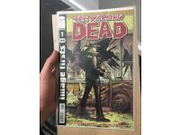 UNOPENED original image firsts THE WALKING DEAD Issue 1 (Days Gone By part 1)