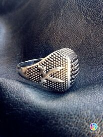 925 silver ring new item No: TC36