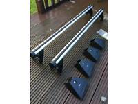 Ford Focus Cmax roof bars (genuine ford)