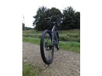 GIANT TALON 29ER HARDTAIL. Perfect working order, Hydraulic Brakes. 27Sp.