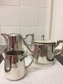 Teller set . Catering set. Ex hotel stock. Pick up only North West london