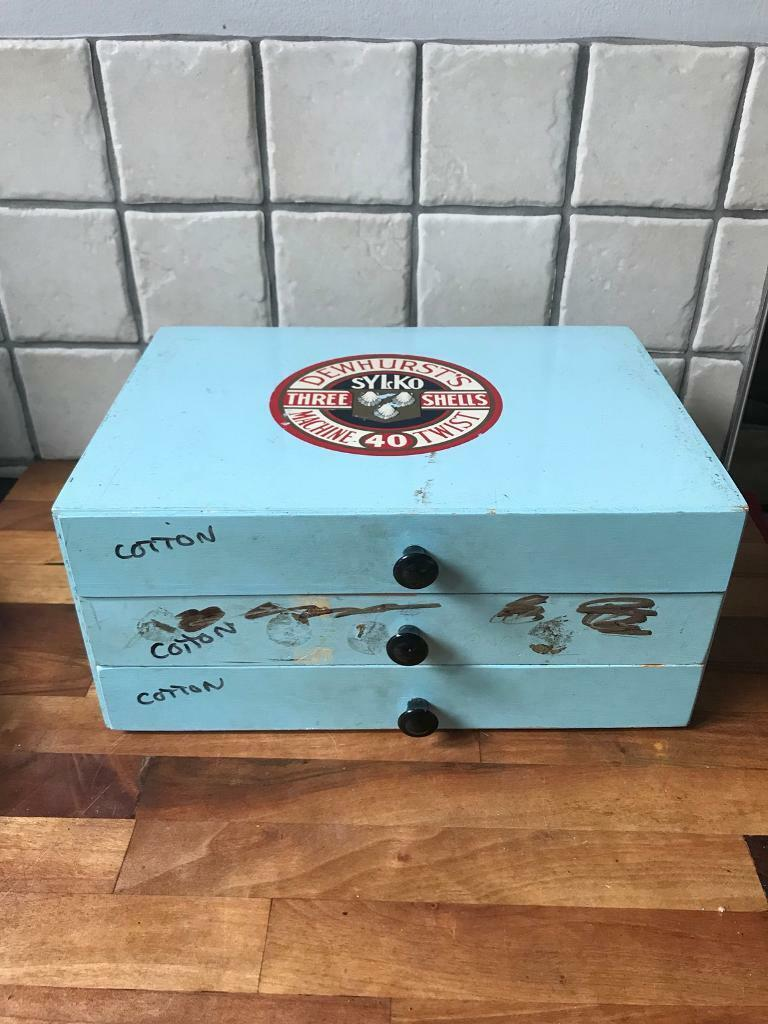 Lovely Retro Small Drawers