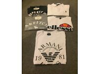 Designer T shirt bundle -Medium