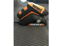 Worx 3.6 V Model WX 251.1 Battery Screwdriver