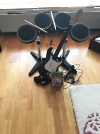 Rock band 4 for Xbox 1