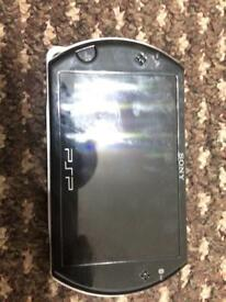 Sony PSP go black