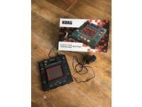 Korg Kaoss pad KP3+ Dynamic Effect/Sampler - boxed with PSU and manual