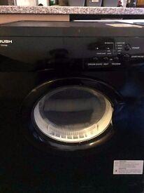 Bush TDV6B Vented Tumble Dryer. With 6kg Capacity