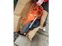 Nearly new leaf blower