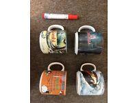 Vintage Disney Movie Mugs