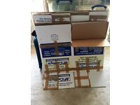 8 x Large Moving / Packing Boxes - House Move
