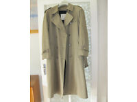 Woman's trench coat by London Fog