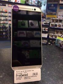 HTC One M8 16GB Gunmetal Grey -- Unlocked
