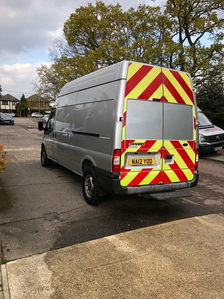 2012 FORD TRANSIT T350 FWD MK7 125 high top LWB | in Stanford-le-Hope,  Essex | Gumtree