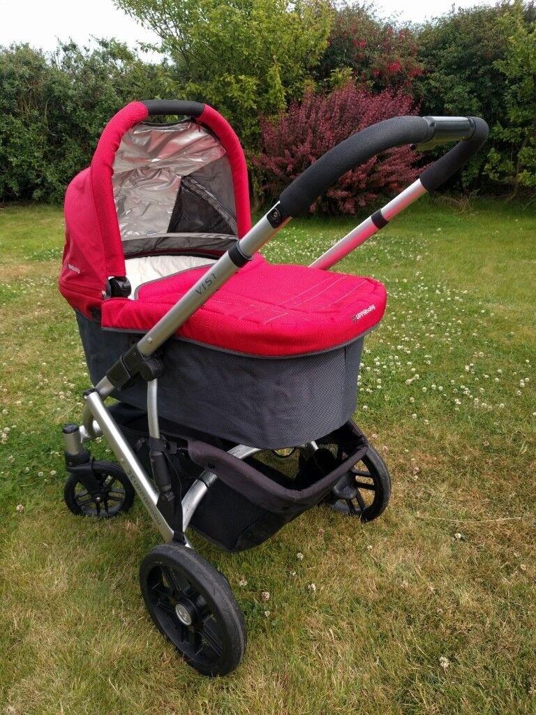 Uppababy Vista Pushchair Carrycot Toddler Ride On Board Footmuff Snugseat Travel Bag Rrp 1400 In Portlethen Aberdeen Gumtree