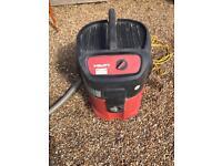 Industrial Hilton VCU40 vacuum cleaner