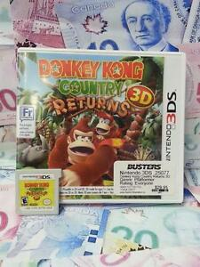 Donkey Kong Country Returns 3D.  We Sell Used Video Games. Get a Deal at Busters Pawn 25077