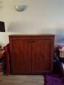 dark wood sideboard for sale