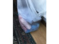 Bundle bag mixed sheets mainly double