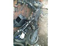Moped for parts