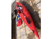Perception Acadia Touring Kayak Canoe