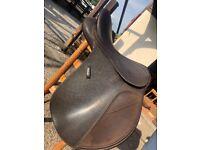Wintec saddle brown 16 inch