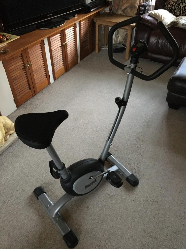 New Lonsdale exercise bike