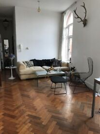 Central Lewes - Beautiful bright, airy flat for short-term let