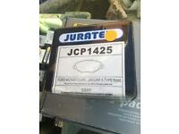 Brake pads Ford Mondeo 2000- Jaguar X Type front