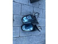 Peugeot 406 wing mirrors