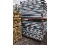 🏗 Used Heras Style Fence Panels ~ Temporary Site Security
