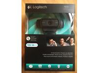 Logitec c920 HD Webcam BNIB
