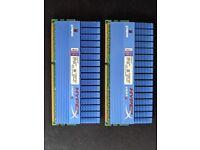 Kingston HyperX DDR3 8GB @2400MHz