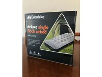 Eurohike Deluxe Single Airbed