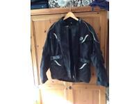 Motorbike jacket small