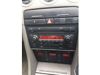 Audi double din stereo