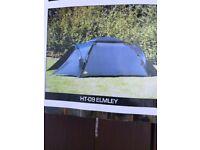 New 3 person top make umbrella quick erect tent