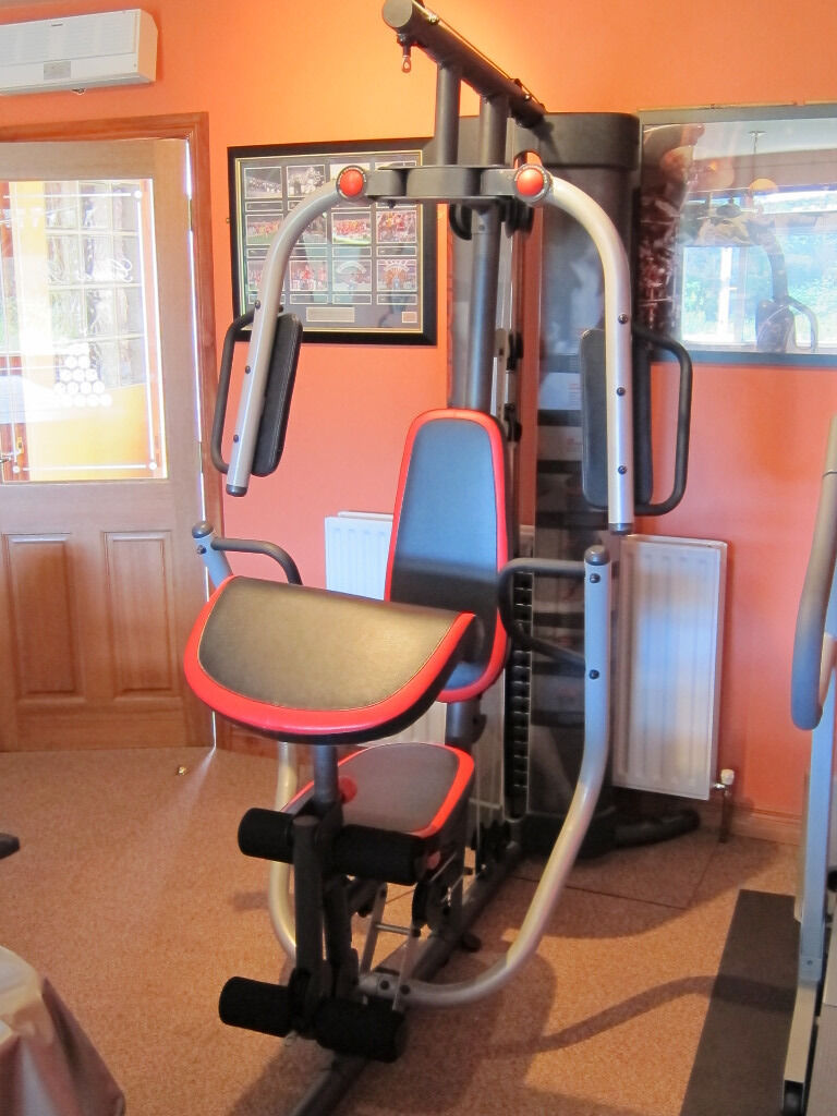 Weider pro home system multi gym great condition