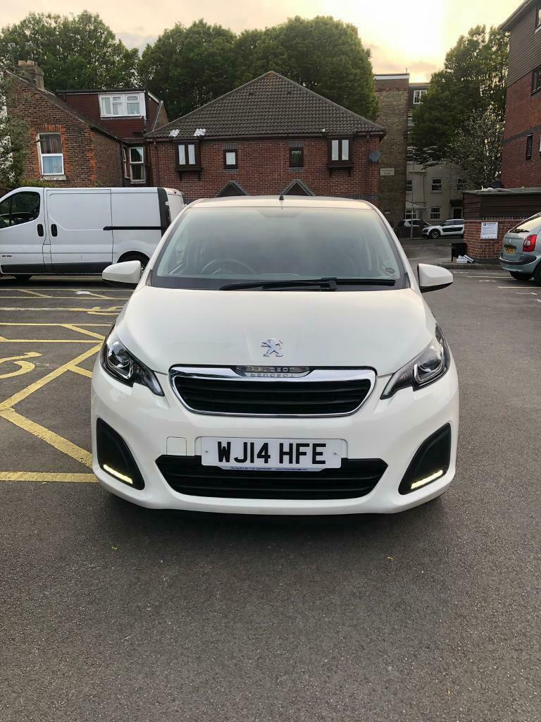 Amazing First Car Fast Sell Peugeot 108 In