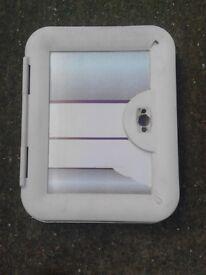 Thetford cassette toilet external door