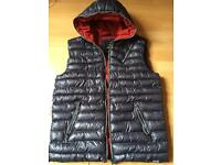 Mens blue inc quilted body warmer new (L) £15