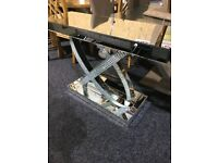 Lovely mirrored hall table-£219,,lamp table-£129