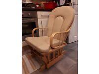 Baby nursing chair