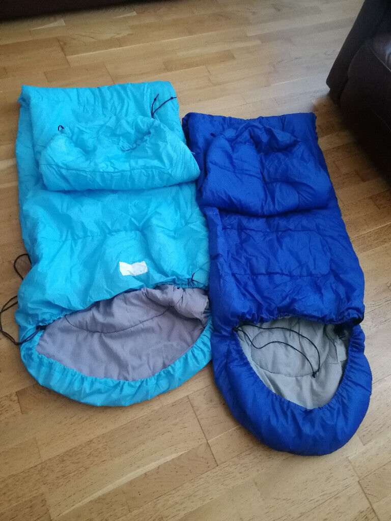 hot sales 05862 3e032 Two Sleeping Bags For Sale | in Alnwick, Northumberland | Gumtree
